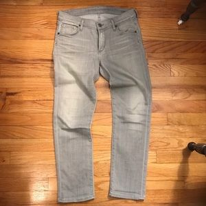 Grey citizens of humanity jeans